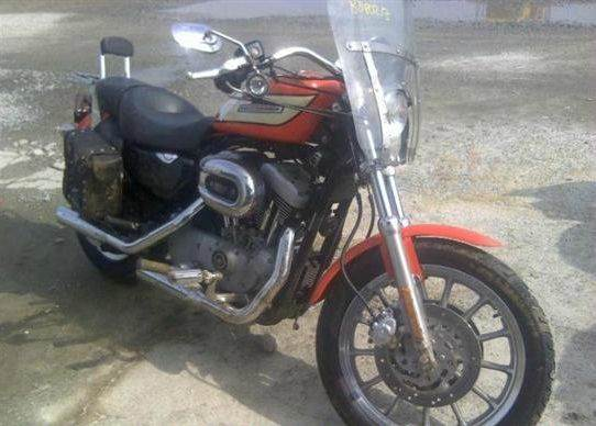 2004 Harley-Davidson XL1200R for sale at AUTO & GENERAL INC in Fort Lauderdale FL