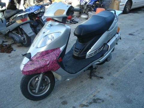 2002 SINS S for sale at AUTO & GENERAL INC in Fort Lauderdale FL