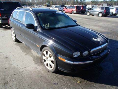 2005 Jaguar X-Type for sale at AUTO & GENERAL INC in Fort Lauderdale FL