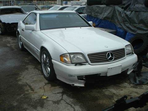 1993 Mercedes-Benz 600-Class for sale at AUTO & GENERAL INC in Fort Lauderdale FL