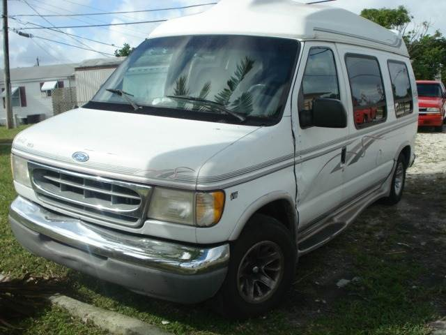 1997 Ford E-Series Cargo for sale at AUTO & GENERAL INC in Fort Lauderdale FL