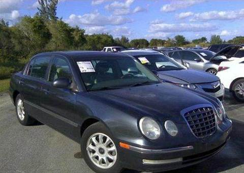 2005 Kia Amanti for sale at AUTO & GENERAL INC in Fort Lauderdale FL