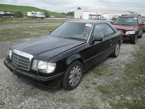 1988 Mercedes-Benz 300-Class for sale at AUTO & GENERAL INC in Fort Lauderdale FL