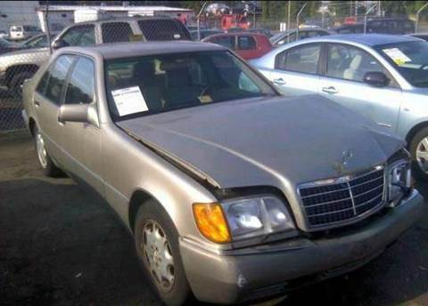 1993 Mercedes-Benz 300-Class for sale at AUTO & GENERAL INC in Fort Lauderdale FL