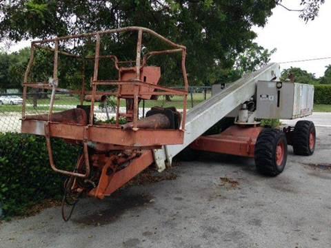 1990 Terex 60 for sale in Fort Lauderdale, FL