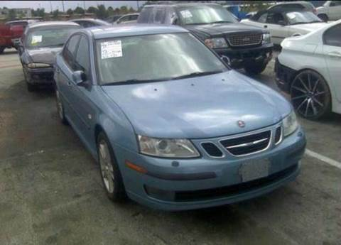 2007 Saab 9-3 for sale at AUTO & GENERAL INC in Fort Lauderdale FL