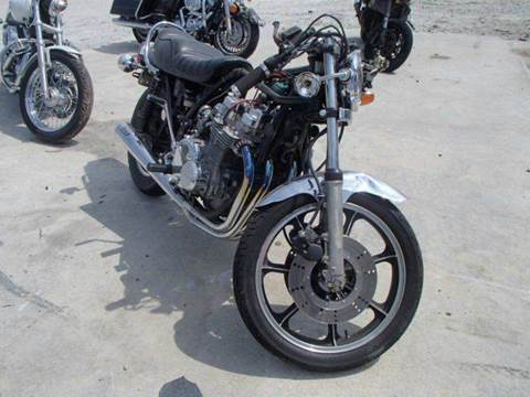 1980 Kawasaki KZ1000 for sale at AUTO & GENERAL INC in Fort Lauderdale FL