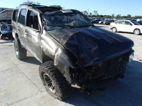 1997 Toyota 4Runner for sale at AUTO & GENERAL INC in Fort Lauderdale FL