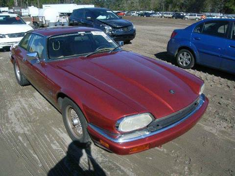 1994 Jaguar XJ-Series for sale at AUTO & GENERAL INC in Fort Lauderdale FL