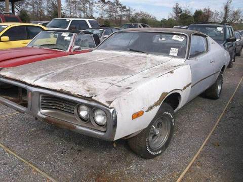 1972 Dodge Charger for sale at AUTO & GENERAL INC in Fort Lauderdale FL