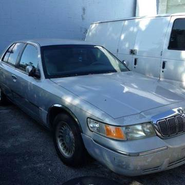 2000 Mercury Grand Marquis for sale at AUTO & GENERAL INC in Fort Lauderdale FL