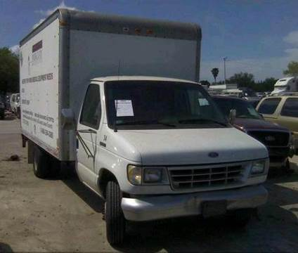 1995 Ford E-350 for sale at AUTO & GENERAL INC in Fort Lauderdale FL