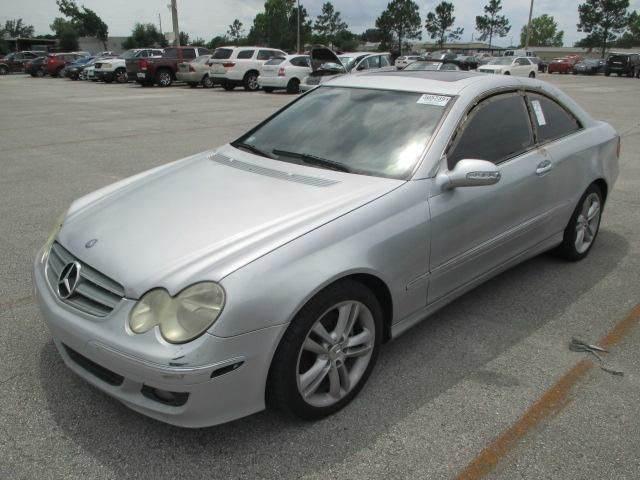 2006 Mercedes-Benz CLK-Class - Fort Lauderdale, FL