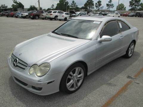 2006 Mercedes-Benz CLK-Class for sale at AUTO & GENERAL INC in Fort Lauderdale FL