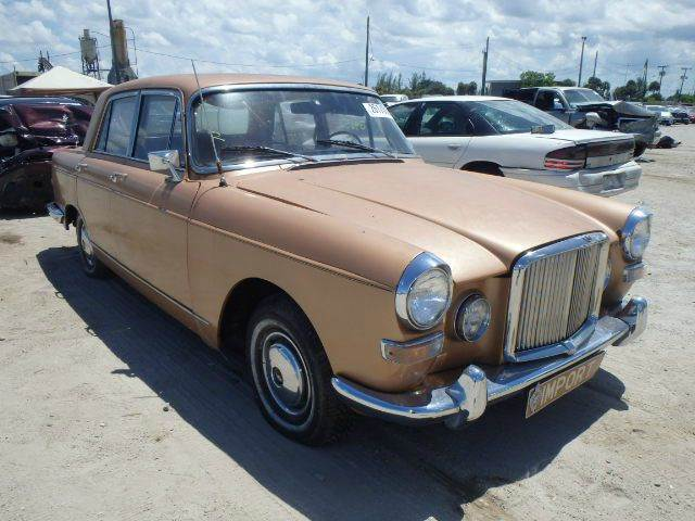 1965 Austin Austin Princess for sale at AUTO & GENERAL INC in Fort Lauderdale FL