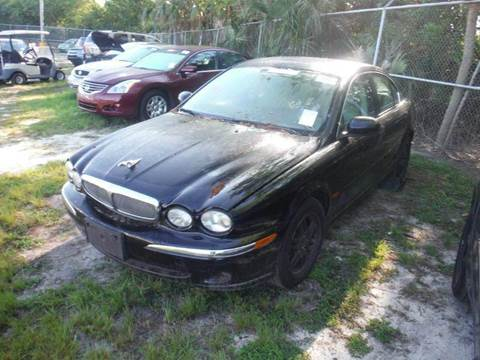 2007 Jaguar X-Type for sale at AUTO & GENERAL INC in Fort Lauderdale FL