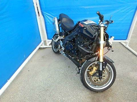 2007 Triumph TIGER for sale at AUTO & GENERAL INC in Fort Lauderdale FL