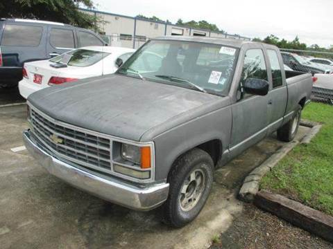1993 Chevrolet C/K 1500 Series for sale at AUTO & GENERAL INC in Fort Lauderdale FL