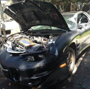 2001 Pontiac Firebird for sale at AUTO & GENERAL INC in Fort Lauderdale FL