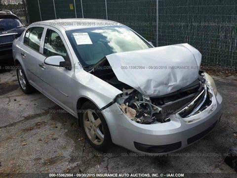 2005 Chevrolet Cobalt for sale at AUTO & GENERAL INC in Fort Lauderdale FL
