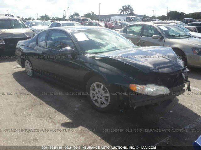 2005 Chevrolet Monte Carlo - Fort Lauderdale, FL
