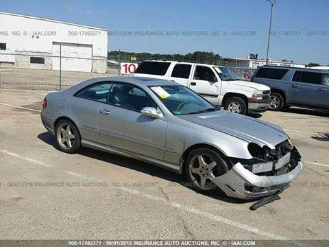 2004 Mercedes-Benz CLK for sale at AUTO & GENERAL INC in Fort Lauderdale FL