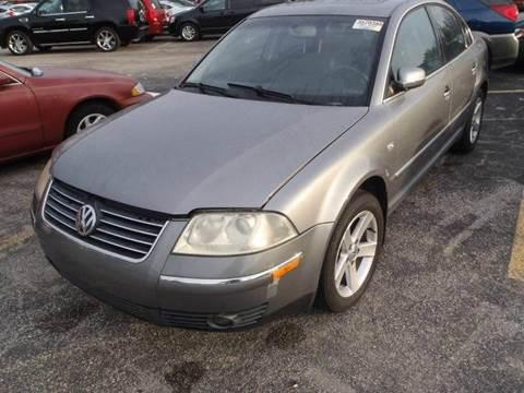 2004 Volkswagen Passat for sale at AUTO & GENERAL INC in Fort Lauderdale FL