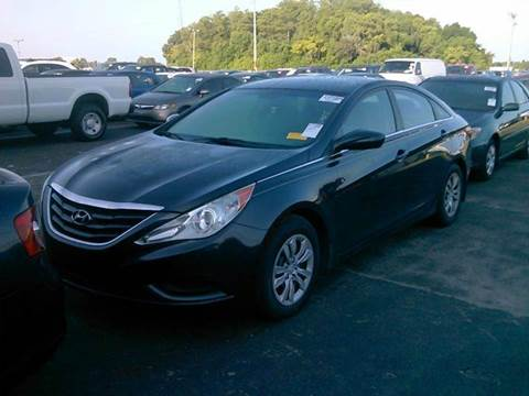2011 Hyundai Sonata for sale at AUTO & GENERAL INC in Fort Lauderdale FL
