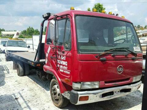 1997 Nissan ud1800 for sale at AUTO & GENERAL INC in Fort Lauderdale FL
