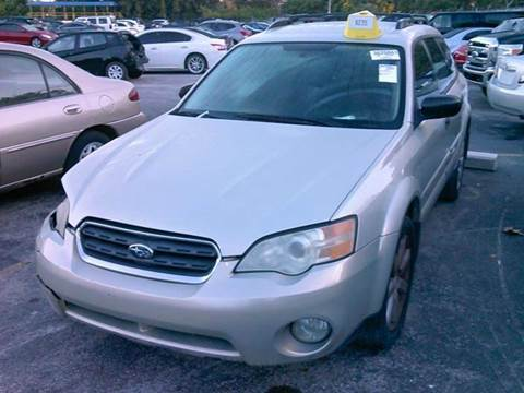 2006 Subaru Outback for sale at AUTO & GENERAL INC in Fort Lauderdale FL