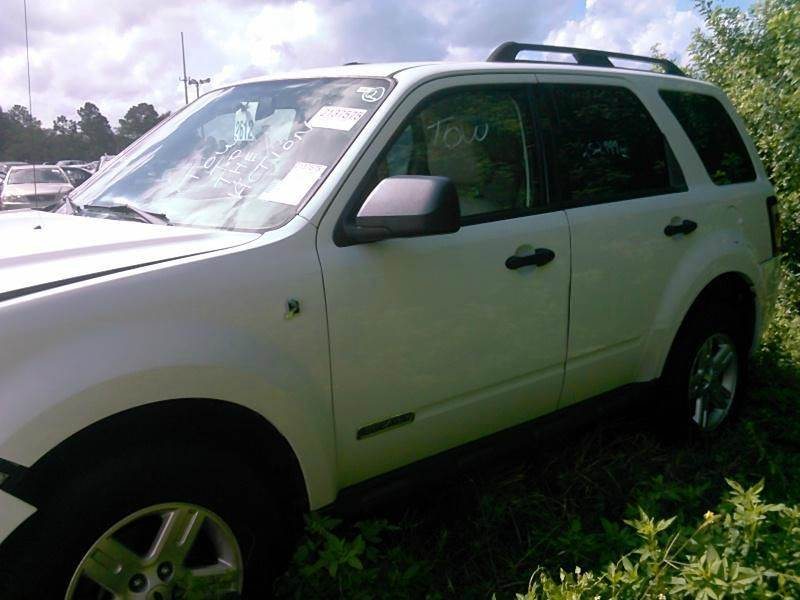 2008 Ford Escape Hybrid for sale at AUTO & GENERAL INC in Fort Lauderdale FL