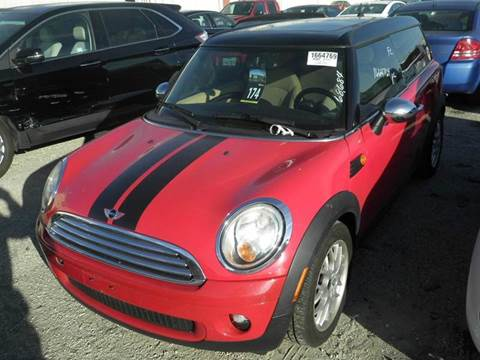 2010 MINI Cooper Clubman for sale at AUTO & GENERAL INC in Fort Lauderdale FL