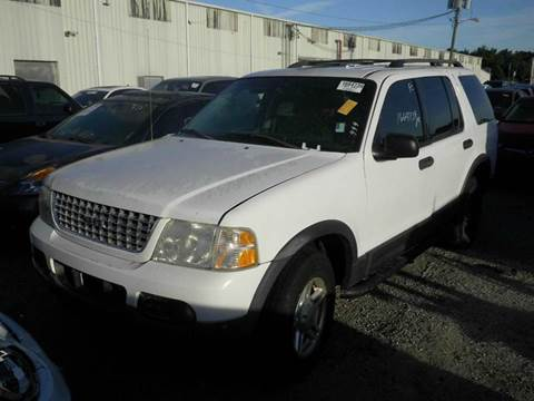 2003 Ford Explorer for sale at AUTO & GENERAL INC in Fort Lauderdale FL