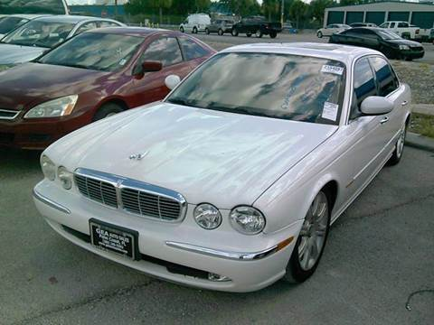 2005 Jaguar XJ-Series for sale at AUTO & GENERAL INC in Fort Lauderdale FL