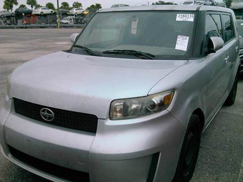 2010 Scion xB for sale at AUTO & GENERAL INC in Fort Lauderdale FL