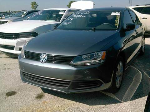 2012 Volkswagen Jetta for sale at AUTO & GENERAL INC in Fort Lauderdale FL