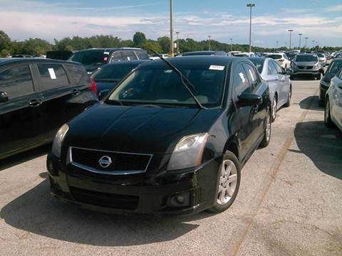 2010 Nissan Sentra for sale at AUTO & GENERAL INC in Fort Lauderdale FL