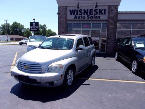 2008 Chevrolet HHR for sale at Wisneski Auto - Packerland Dr. in Green Bay WI