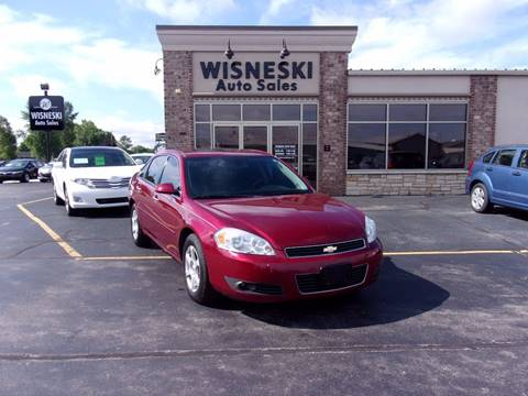 2007 Chevrolet Impala for sale at Wisneski Auto - Packerland Dr. in Green Bay WI