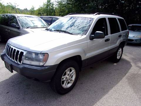 2003 Jeep Grand Cherokee for sale in Green Bay, WI