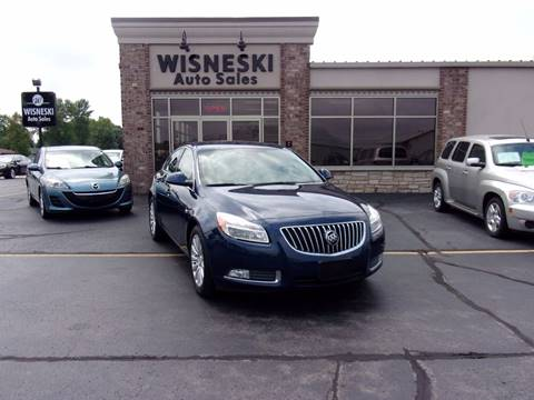 2011 Buick Regal for sale at Wisneski Auto - Packerland Dr. in Green Bay WI