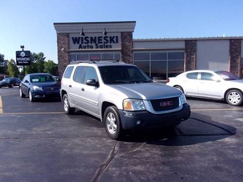 2004 GMC Envoy XL for sale in Green Bay, WI