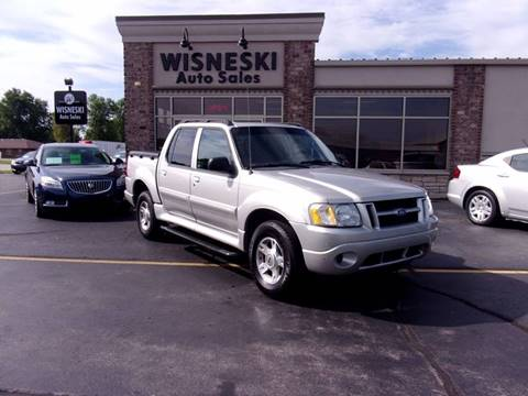 2004 Ford Explorer Sport Trac for sale in Green Bay, WI