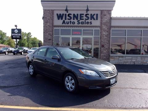 2009 Toyota Camry for sale at Wisneski Auto - Packerland Dr. in Green Bay WI