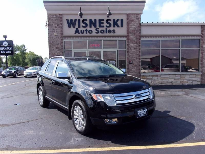 2007 Ford Edge for sale at Wisneski Auto - Packerland Dr. in Green Bay WI