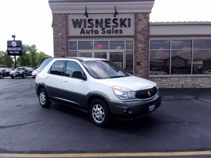2004 Buick Rendezvous for sale at Wisneski Auto - Packerland Dr. in Green Bay WI