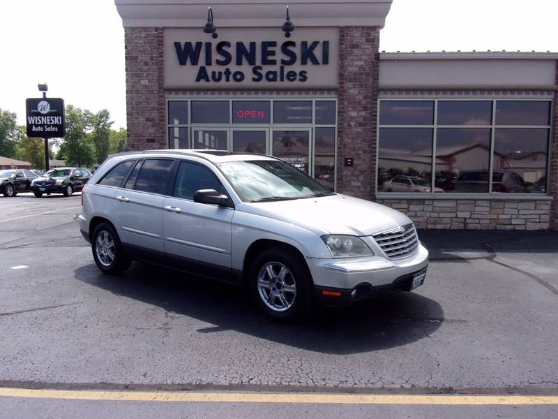 2004 Chrysler Pacifica for sale at Wisneski Auto - Packerland Dr. in Green Bay WI