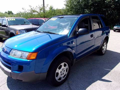 2004 Saturn Vue for sale at Wisneski Auto - Taylor St. in Green Bay WI