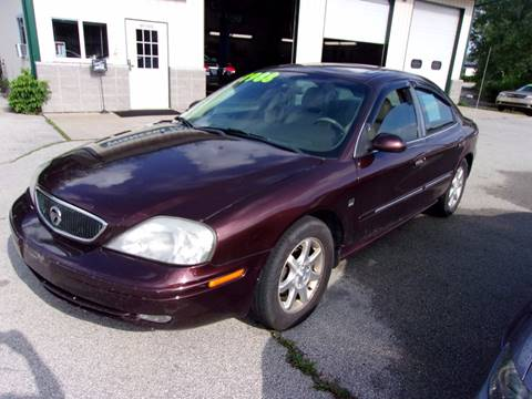 2000 Mercury Sable for sale at Wisneski Auto - Taylor St. in Green Bay WI
