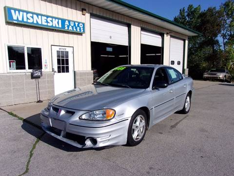 2003 Pontiac Grand Am for sale in Green Bay, WI